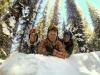 Justin Williams, Rachel Anderson & I - Vail, CO
