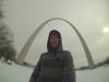 The Gateway Arch - St. Louis, MO