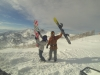 Molly McConnell and I - Jackson Hole, WY