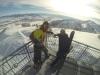 Lila Crowley & I, Jackson Hole, WY