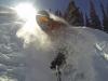 Solo Pow Day - Loveland Ski Area, CO