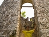 Old Sugar Mill on Peace Hill, St. John\'s, USVI
