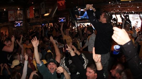 #11 VCU Rams Beat #1 Kansas Jayhawks to Reach the Final 4