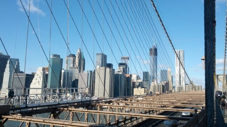 Top 20 Things I Did In New York City