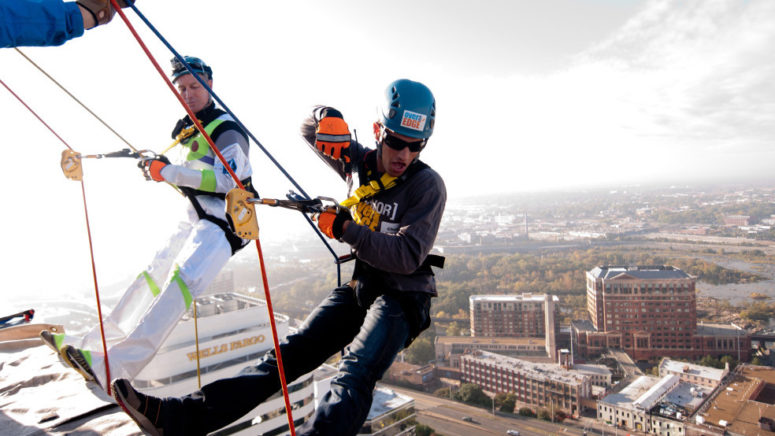 Over The Edge 2012