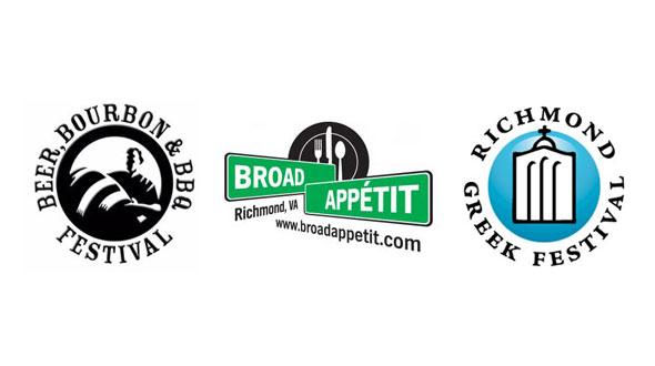 Beer, Bourbon & BBQ, Broad Appetit and Greek Festival