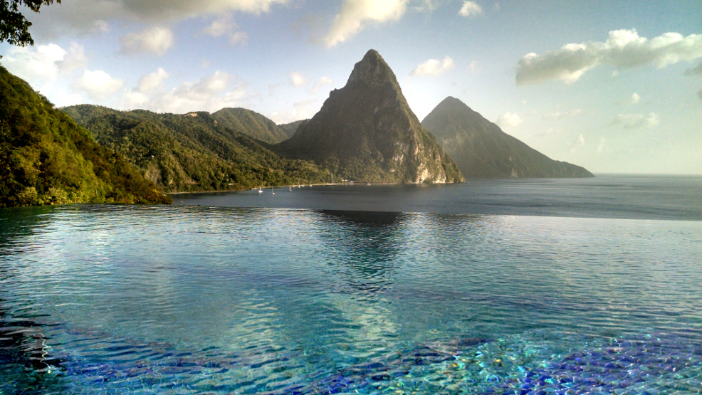 Explore The Beauty Of Caribbean: Hiking Petit Piton In St. Lucia