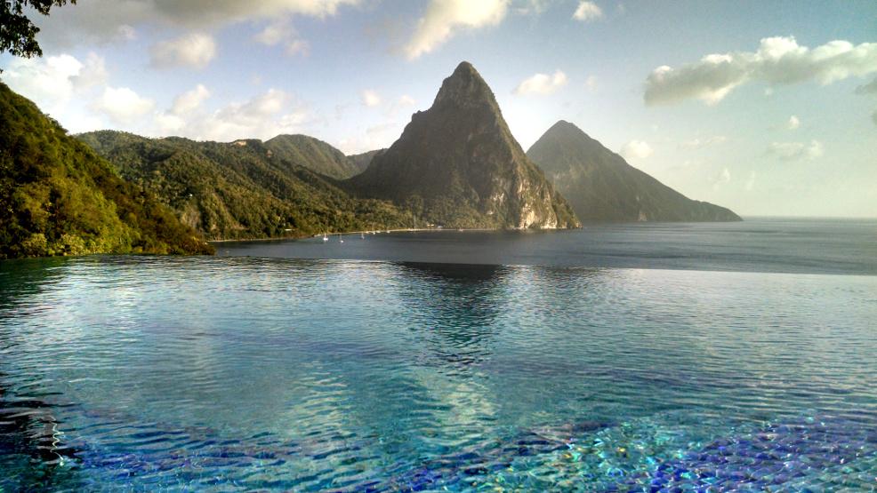 Caille Blanc Villa, Soufriere, St. Lucia