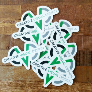 Sticker Mule - Creative Visual Design Custom Stickers