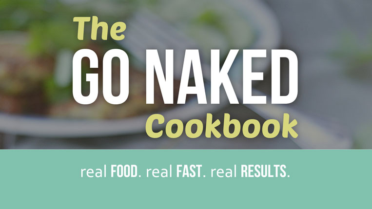 The Go Naked Cookbook