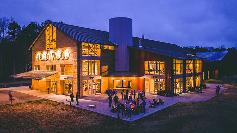 Hardywood Park Craft Brewery West Creek Opening Night