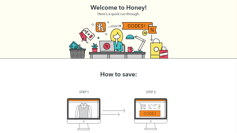 The Honey Browser Extension Can Save You Time and Money