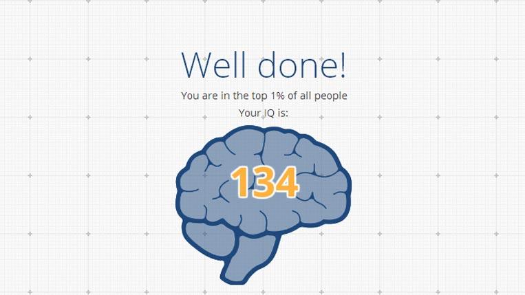 Memorado Quick IQ Test