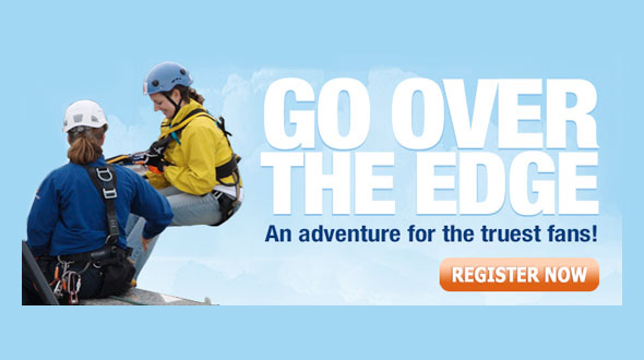 Over The Edge Special Olympics