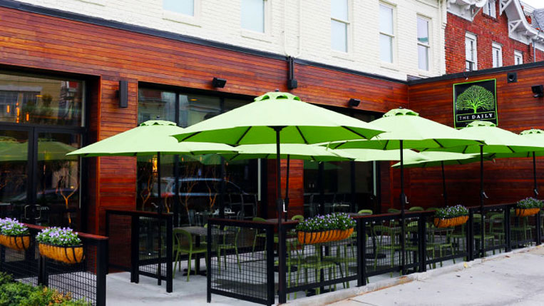 10 Favorite Patios in Richmond Virginia