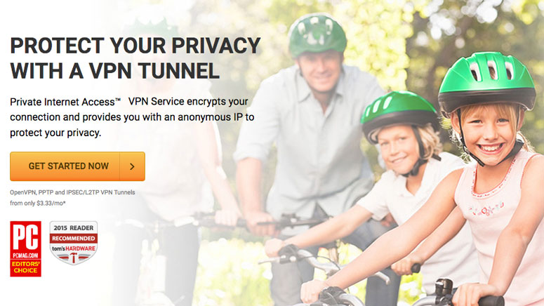 VPN Service Private Internet Access