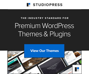 StudioPress - Premium WordPress Themes & Plugins