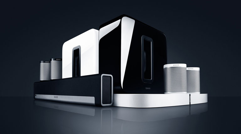 Sonos Wireless Music System