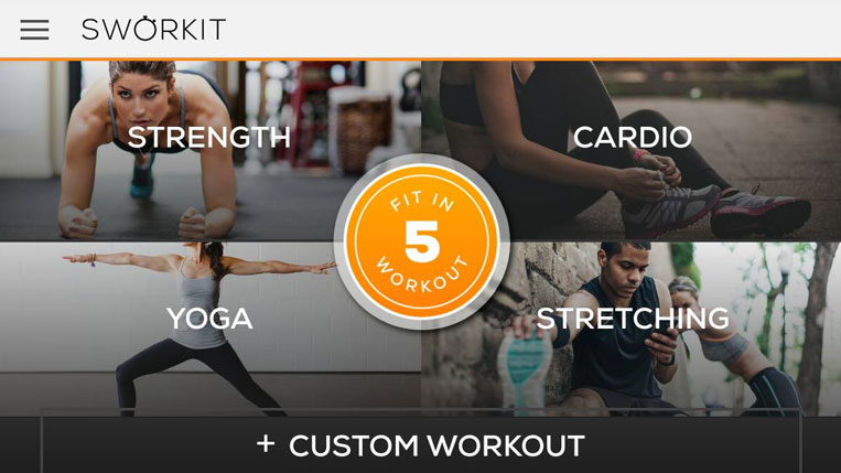 Fitness App Sworkit is the best new app you should try
