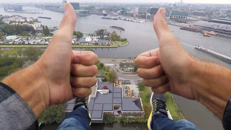 Amsterdam, Netherlands - ADAM Lookout